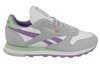 BUTY REEBOK CL LEATHER SEASONAL II M45077 || VIELFARBIG || GRAU