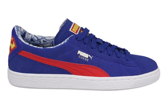Suede 357653 Schuhe Puma Superman 04 Jr Damen 354RALqj