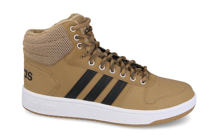 a9e56a4989cb Schuhe adidas Hoops 2.0 Mid B44620 - YesSport.de