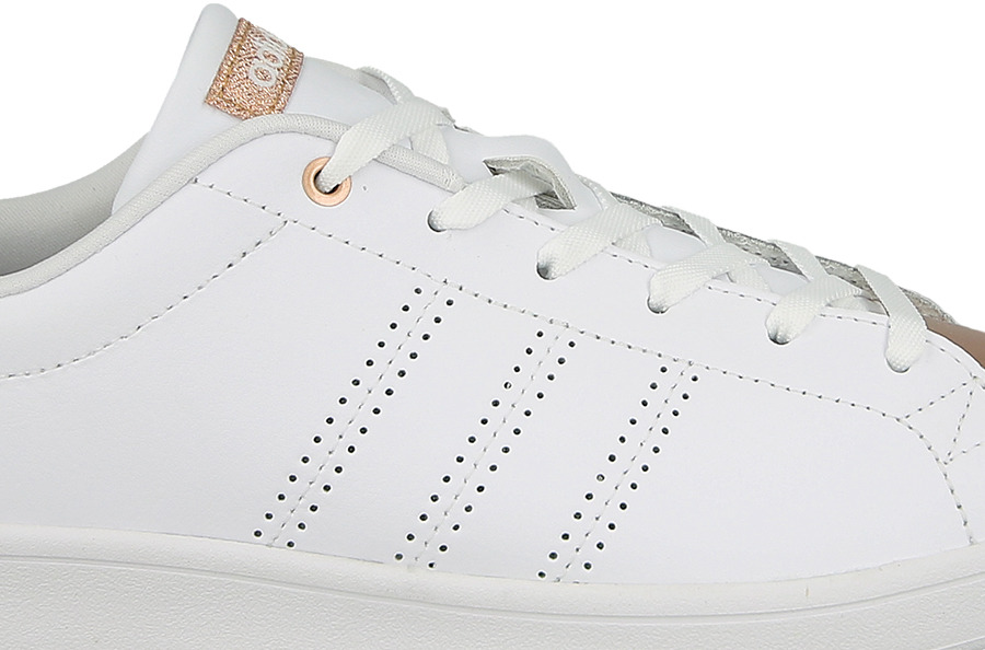 finest selection 56389 11eac ... DAMEN SCHUHE ADIDAS ADVANTAGE CLEAN QT AW4014