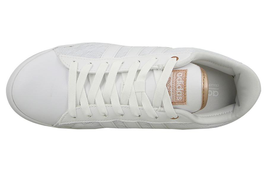 Daily Aw4010 Cloudfoam Schuhe Damen Qt Adidas mvNn80wO