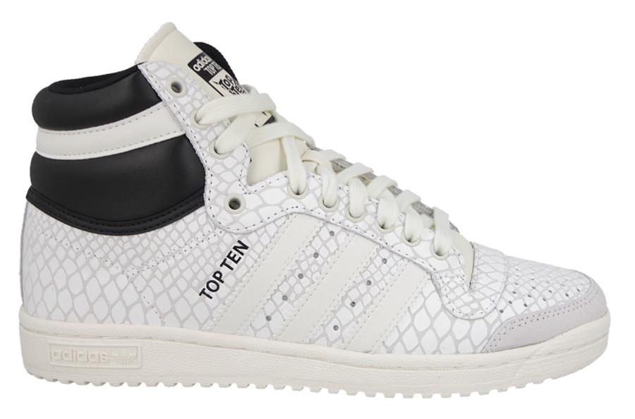 Top Hi Damen Schuhe Originals Adidas Ten S75134 tshrQdC