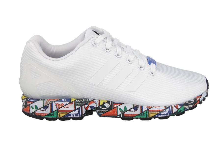 adidas zx flux damen punkte
