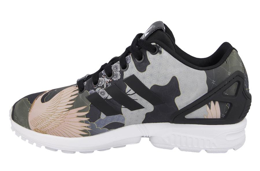 Rita Damen Flux Ora Zx Adidas S75039 Originals Schuhe XawSXf