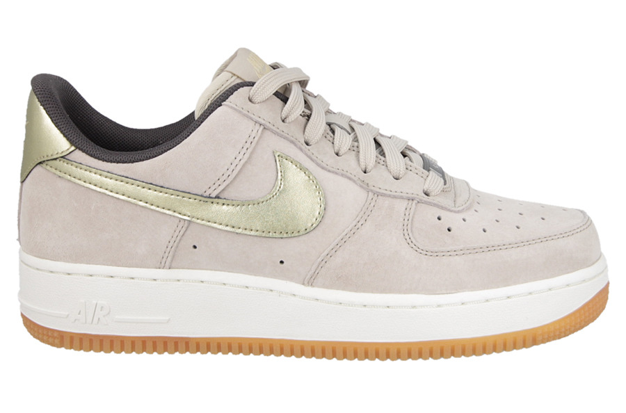 new concept 915e0 1ab1d DAMEN SCHUHE NIKE AIR FORCE 1 '07 PREMIUM SUEDE 818595 200 - YesSport.de