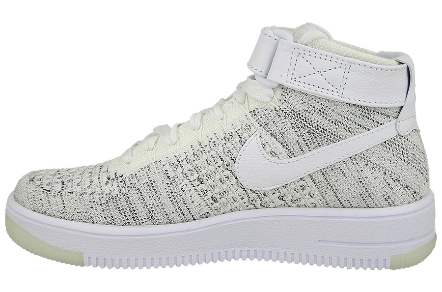 half off 1e313 063f3 DAMEN SCHUHE NIKE AIR FORCE 1 FLYKNIT 818018 101 - YesSport.eu