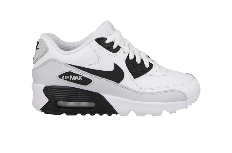 on sale c83f1 53ef0 DAMEN SCHUHE NIKE AIR MAX 90 LEATHER (GS) 833412 104 ...