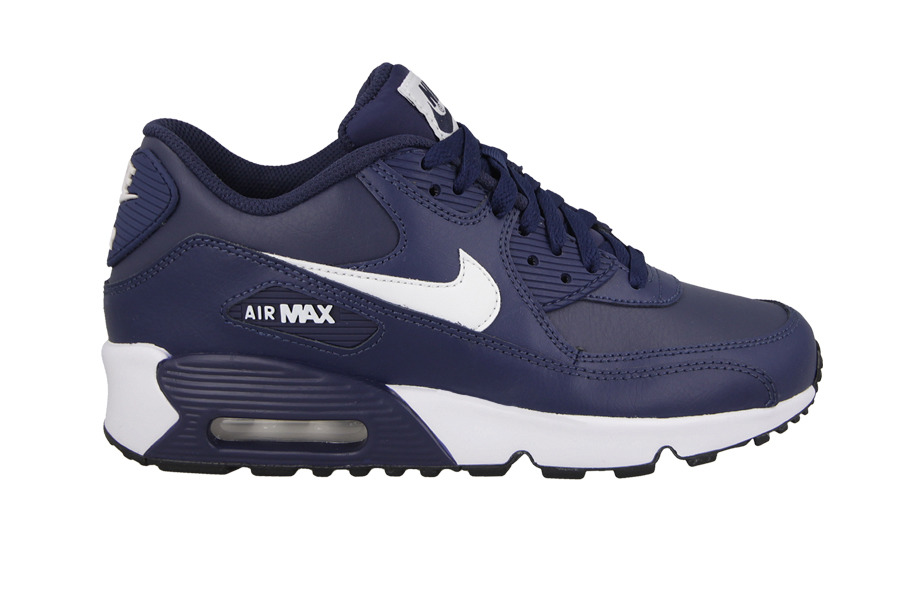 best sneakers 913ff ea547 DAMEN SCHUHE NIKE AIR MAX 90 LEATHER (GS) 833412 400 ...