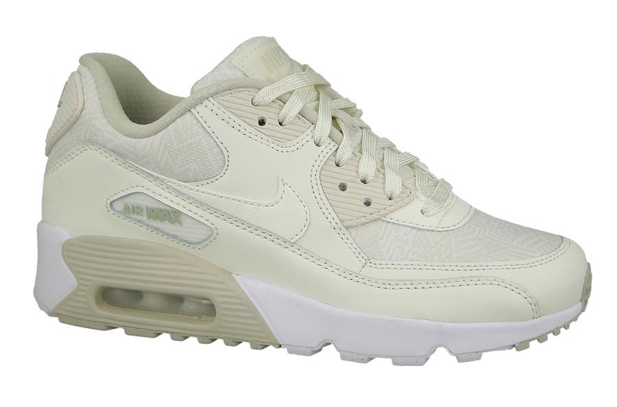 Nike Schuhe – Air Max 90 Se Mesh (Gs) violettviolettweiß
