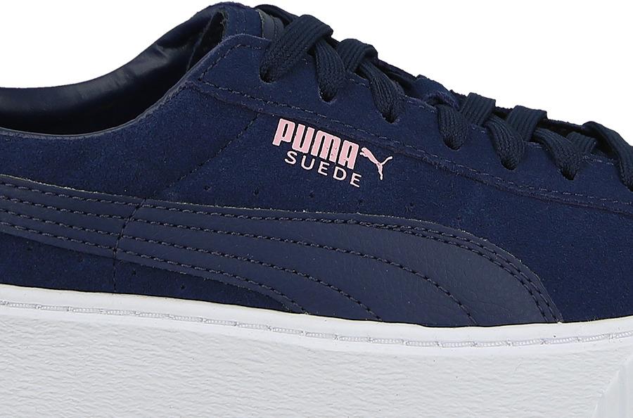Puma Suede Platform JR 363663 03