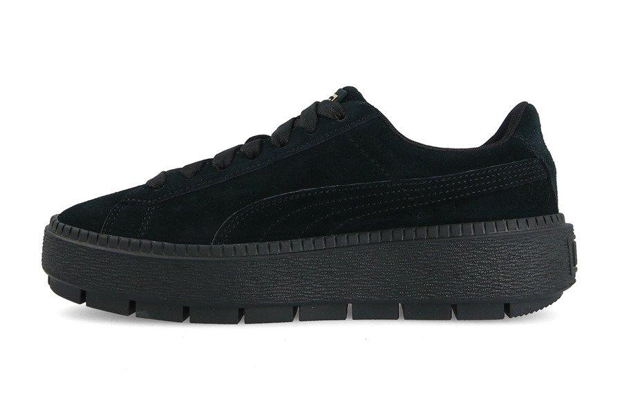 PUMA SUEDE PLATFORM Trace Damen Sneaker Schuhe Boots Größe Wählbar 365830 05