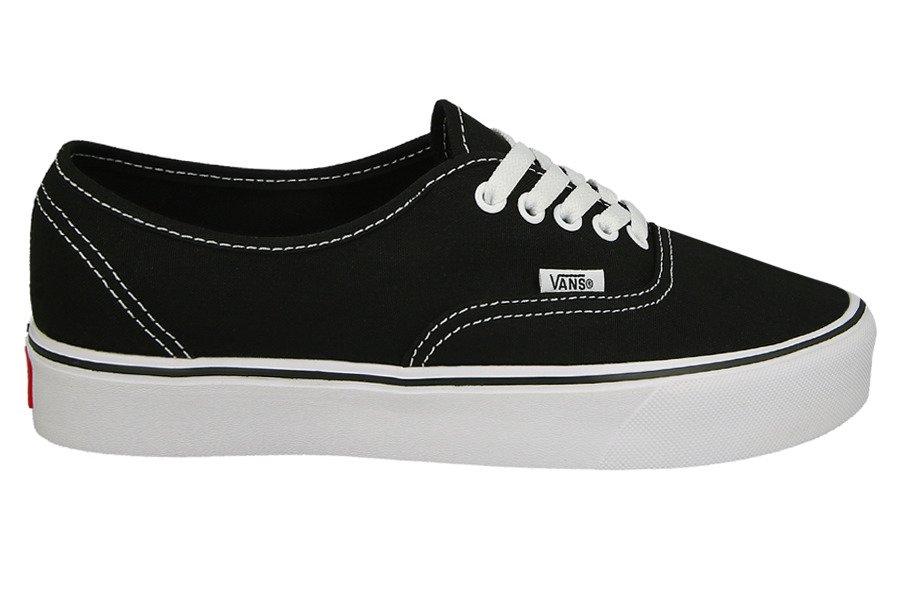 Buty sneakersy Vans Authentic Lite A2Z5J187 | czarne