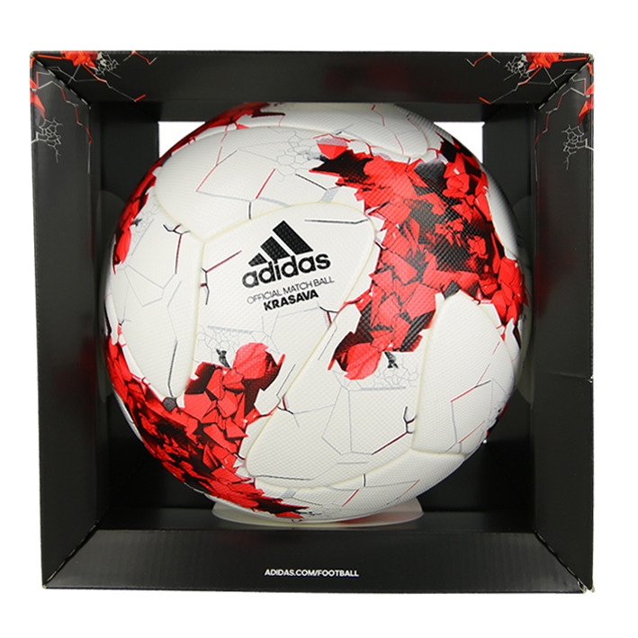 FUßBALL BALL adidas KRASAVA CONFED CUP OMB AZ3183