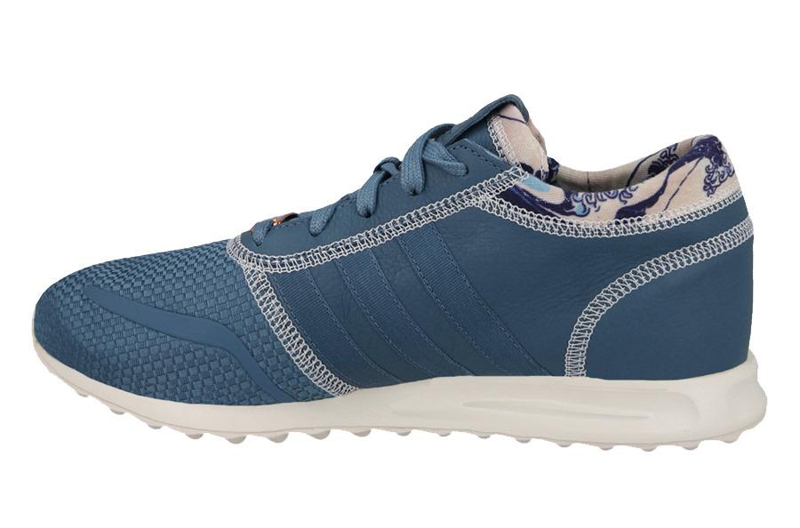 adidas Schuh Originals Turnschuhe LOS ANGELES AQ5465 Blau