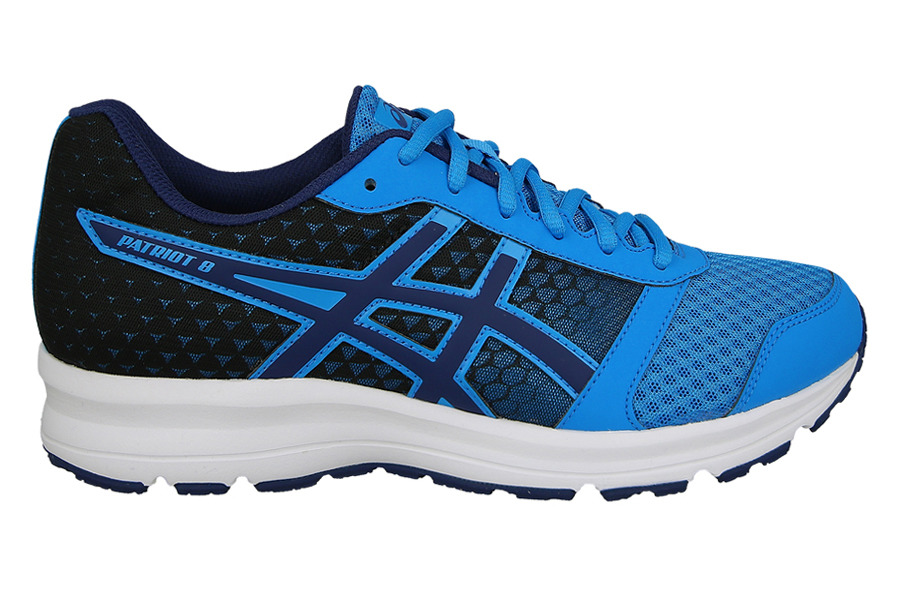 HERREN SCHUHE ASICS PATRIOT 8 T619N 4549 - YesSport.de