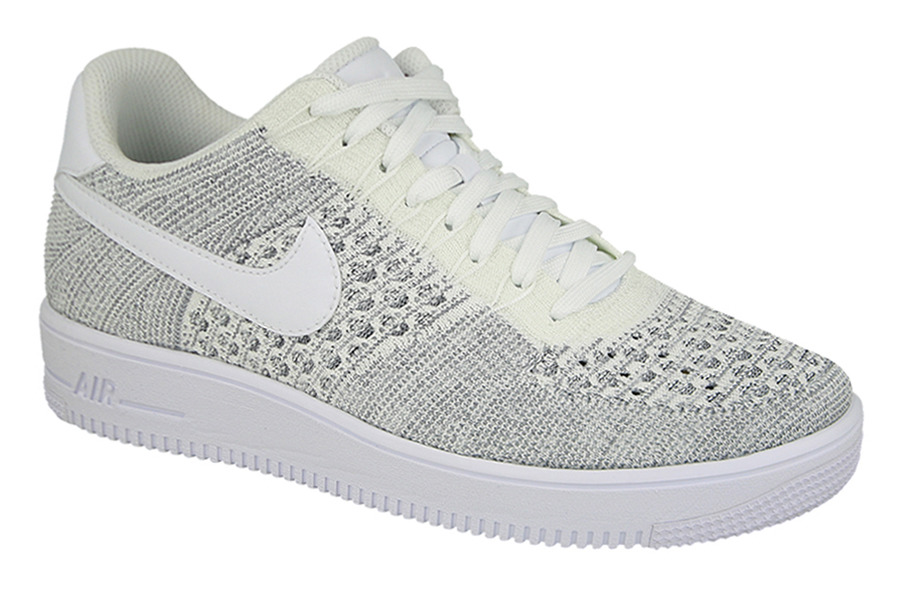HERREN SCHUHE NIKE AIR FORCE 1 ULTRA FLYKNIT LOW 817419 006 ...
