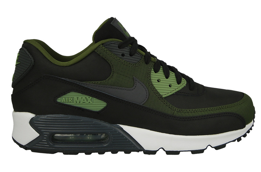 separation shoes 0e25b da1e9 HERREN SCHUHE NIKE AIR MAX 90 PREMIUM 700155 002 ...