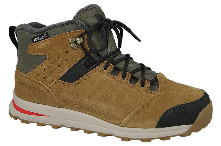 Herren Outdoorschuhe Salomon Utility TS CSWP Winter Schuhe