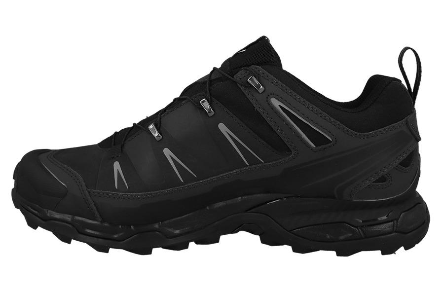 Salomon X Ultra LTR GORE TEX Wandernschuhe Schuhe Schwarz