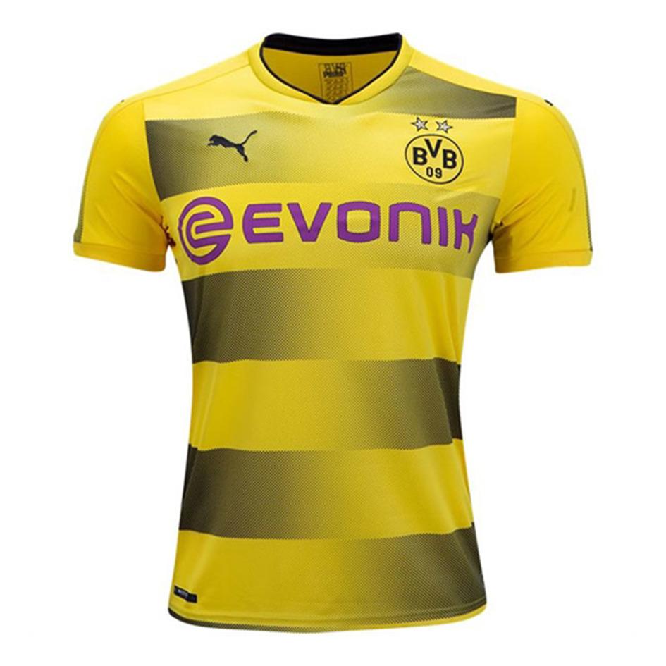 super popular 27c2e b9af9 Herren T-shirt PUMA B. DORTMUND HOME 751670 01