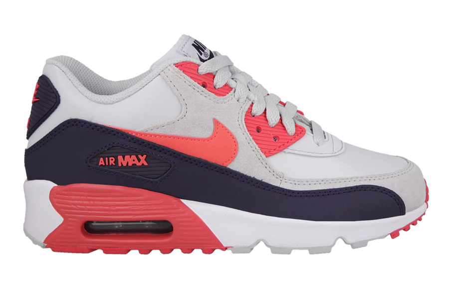 new style 10837 8d1aa KINDER SCHUHE NIKE AIR MAX 90 LEATHER (PS) 833377 005 ...