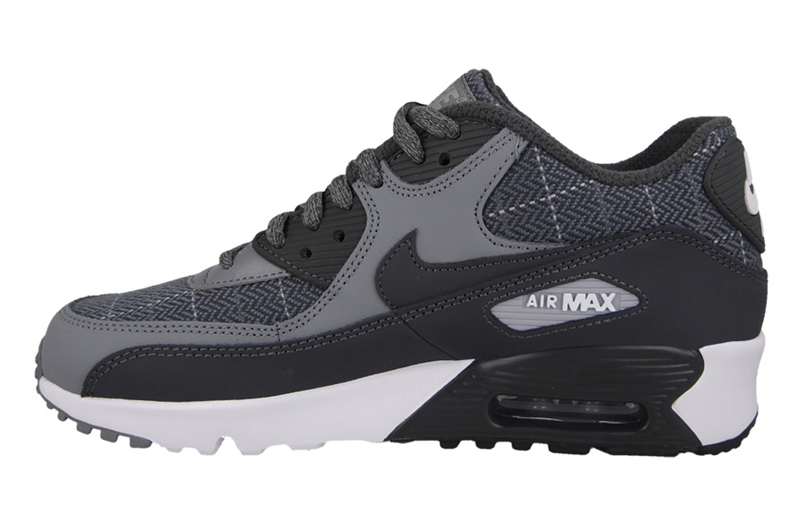 Nike Herren Air Max 90 Mesh Se (gs) Laufschuhe, Mehrfarbig