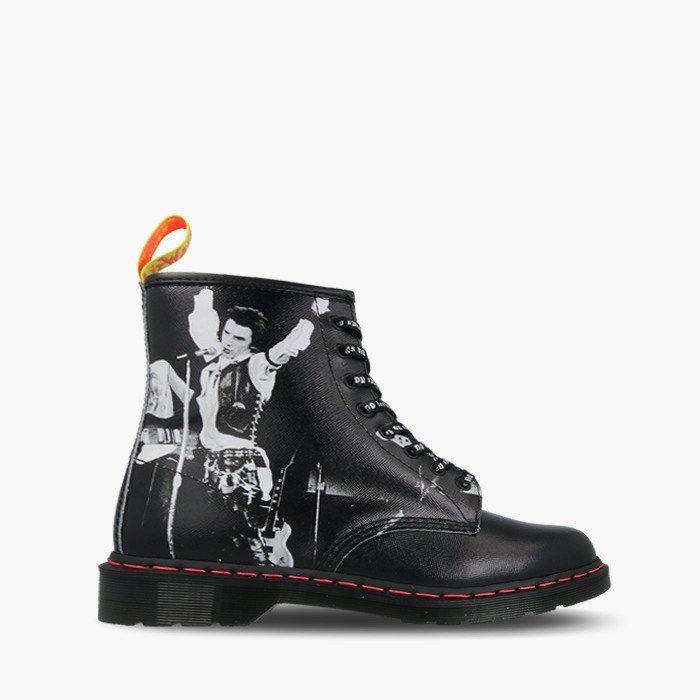 Genieße den reduzierten Preis heißer verkauf authentisch klassische Passform Schuhe Dr Martens 1460 Sex Pistols 24789001 - YesSport.de