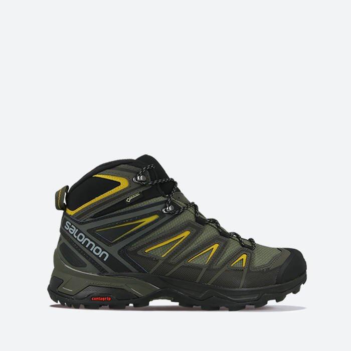 Schuhe Salomon X Ultra 3 MID Gore Tex GTX 401337