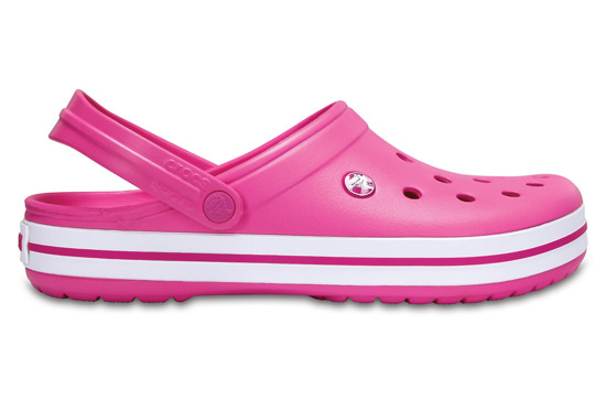 CROCS CROCBAND 11016 PARTY PINK