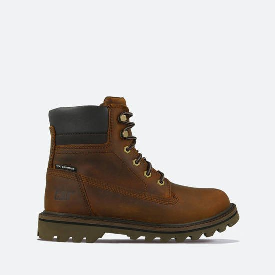 HERREN SCHUHE CATERPILLAR DEPLETE WATERPROOF P721722
